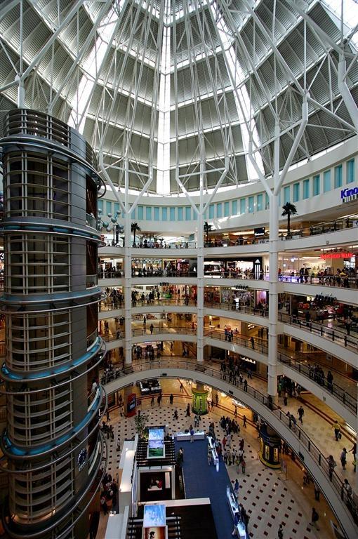 Suria KLCC  Shopping Centre, KL.