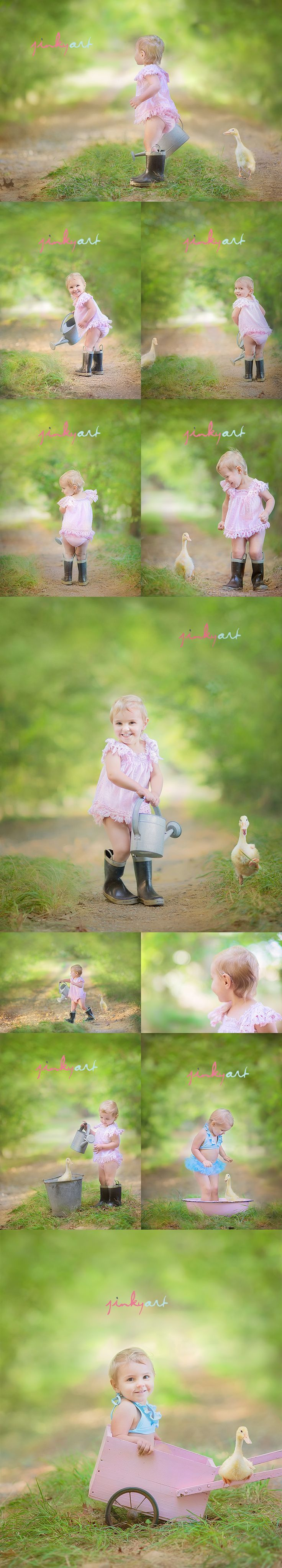 LOVE this...we sooo need to do Easter Shots with maybe a duck or bunny :)