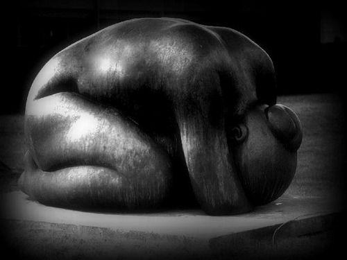 George Grard. Belgian Sculptor.