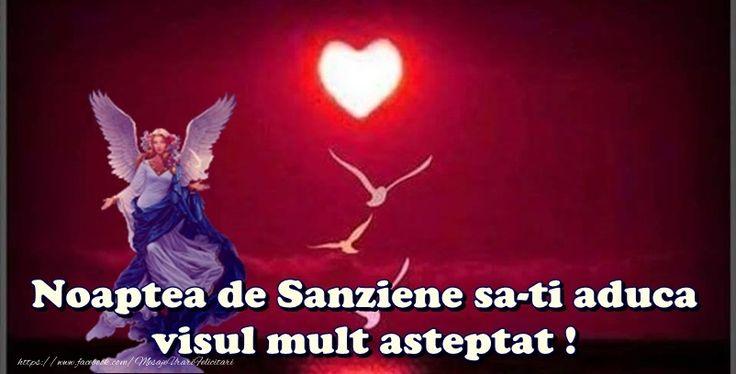 Noaptea de Sanziene sa-ti aduca visul multi asteptat!