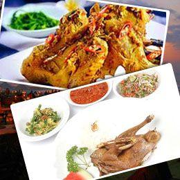 Paket Kuliner Bali. Anda hobi mencicipi berbagai kuliner? Yuk gabung dalam Paket Kuliner Bali! Harga mulai IDR 1.480.000. Anda akan diajak mencicipi berbagai kuliner khas Bali. Untuk info dan pemesanan silahkan hubungi Ezytravel di nomor 500833 atau jika dari ponsel 021 500833.
