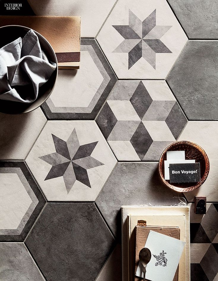 Porcelain tiles from Marca Corona's Terra collection featured at the International Contemporary Furniture Fair