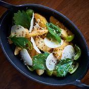 Cocotte de légumes d'hiver - une recette Légumes oubliés - Cuisine