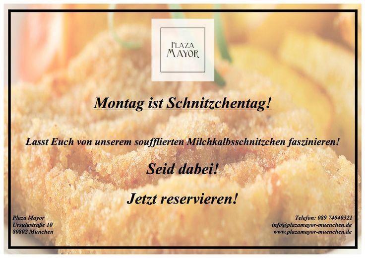 !!HEUTE IST ES SOWEIT!!    THE PLAZA TO BE!   Plaza Mayor Restaurant  www.plazamayor-muenchen.de/ #Plazamayorrestaurant #Restaurant #Cocktailbar #Muenchen #Schwabing #Eventlocation #Munich #Newopening