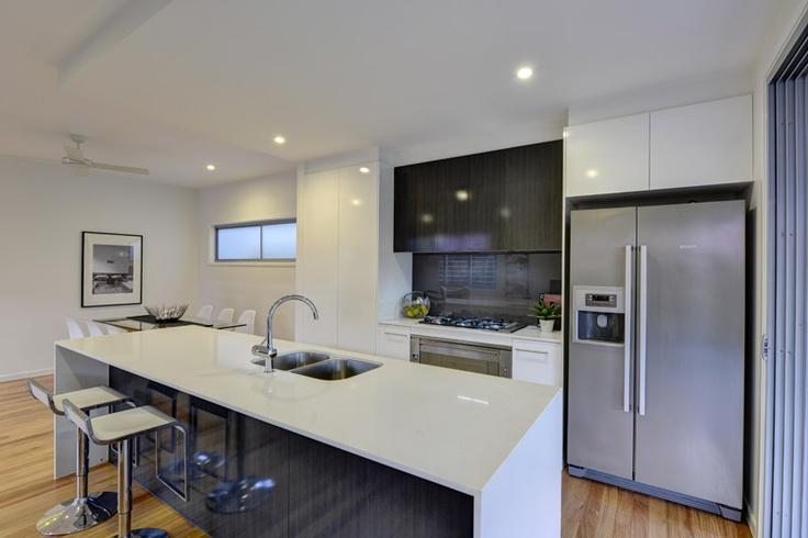 Modern kitchen styling