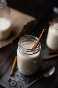 Try this non-alcoholic eggnog recipe which is very easy to make and tastes delicious. Perfect for the holidays.