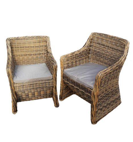 sumatra wicker chair pk 2 garden furniture garden chairs cheap clearance wicker chairs garden furniture and gardens