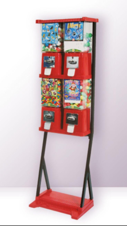 Superette brabo 4 têtes capsules et gums 150 euros ht occasion