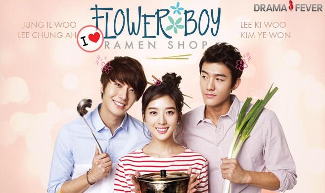 I ♥ Flower Boy Ramen Shop    http://www.dramafever.com/drama/4044/1/Flower_Boy_Ramen_Shop/