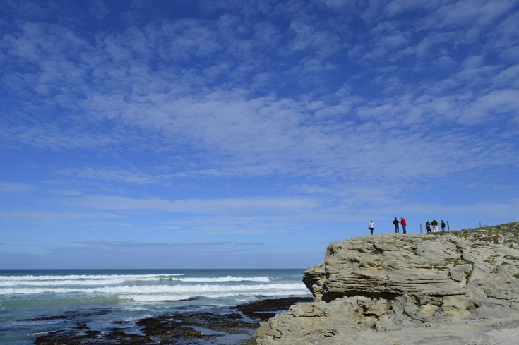 Great spot for Whale watching; Koppie Alleen, De Hoop.