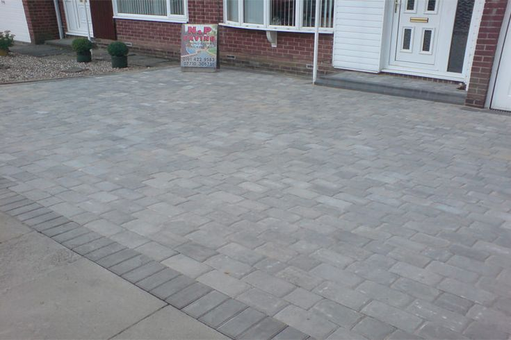 stone driveway | Cobbles Stone Driveway | Block Paving Newcastle North East, Driveways ...