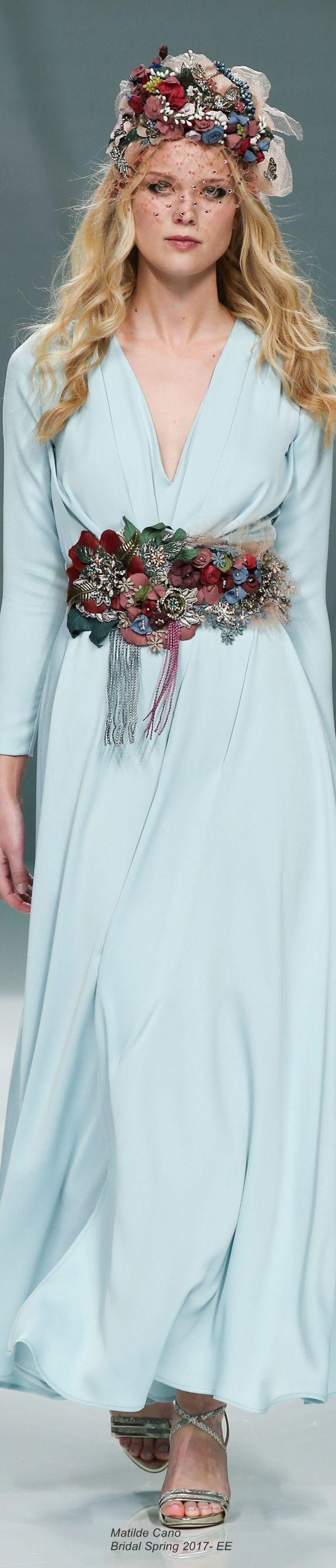 Matilde Cano   Bridal Spring 2017- EE
