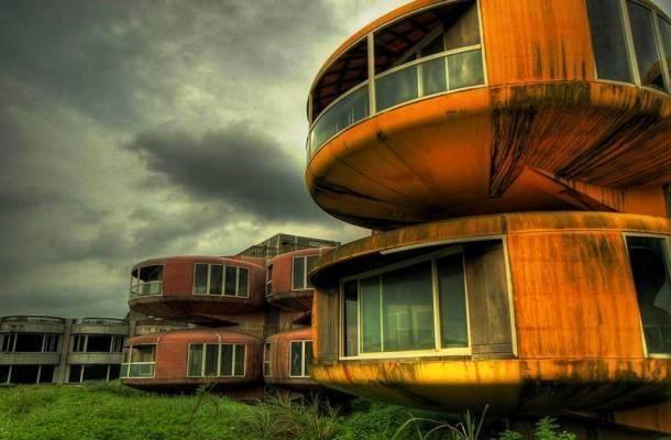 Opuszczone i najbardziej tajemnicze miejsca na świecie. Będziesz pod wrażeniem! #opuszczone #niezwykłe #tajemnicze