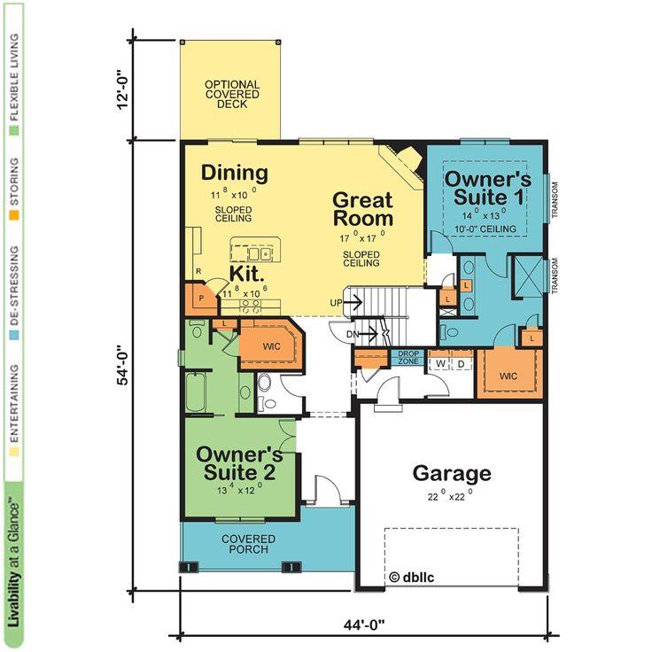 Beautiful Cedar Grove Craftsman Home Plan at Design Basics