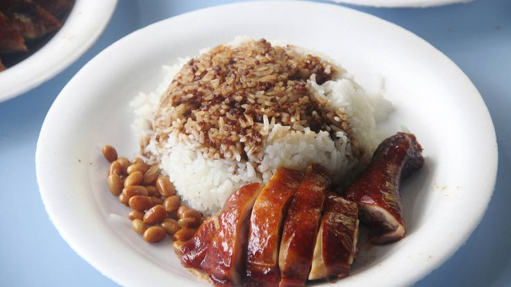 Hong Kong Soya Sauce Chicken Rice and Noodle