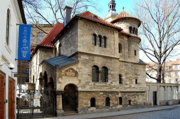 El barrio Josefov en Praga