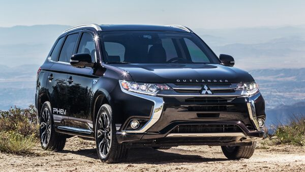 2019 Mitsubishi Outlander Best Family Suv In 2020