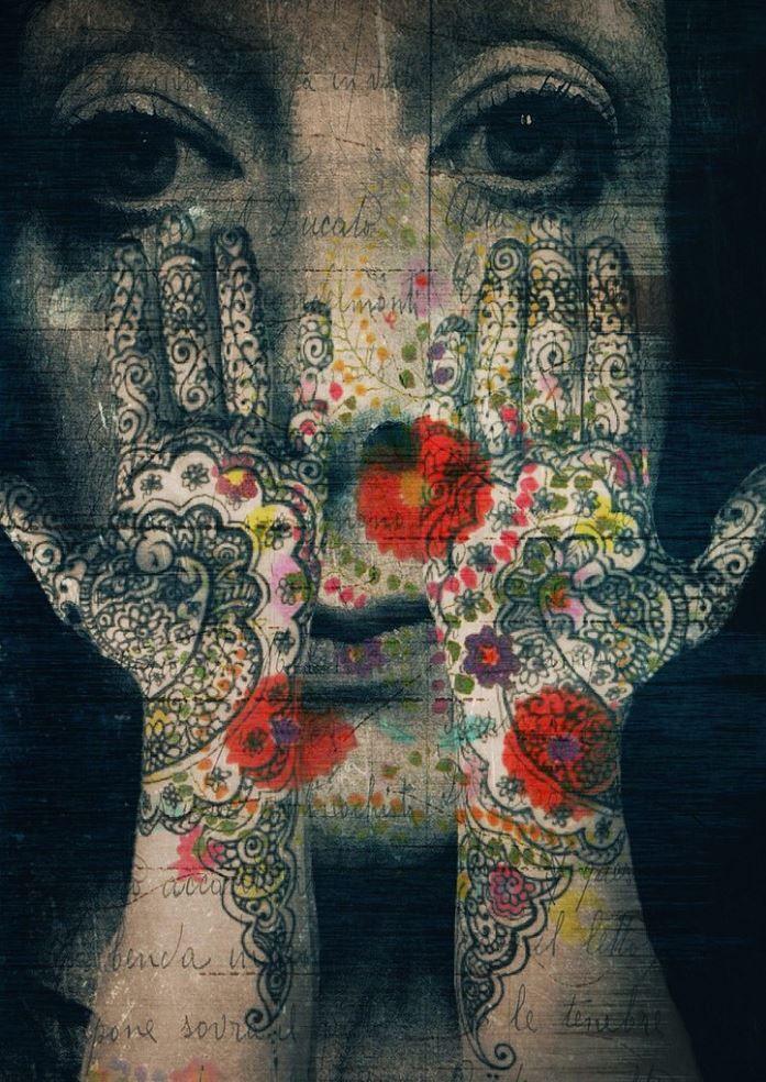 Концептуальное искусство Сары Джарретт - Все интересное в искусстве и не только.