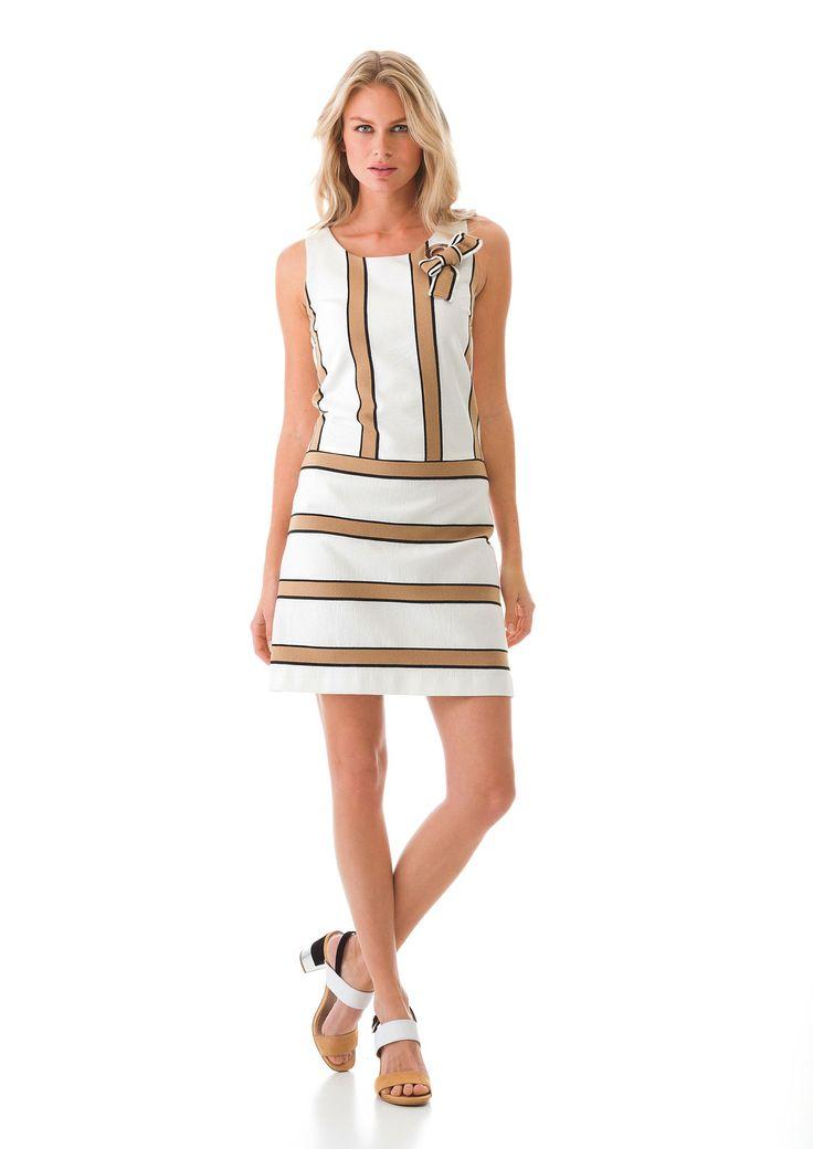 #comptoir7 #gent #latem #SintMartensLatem #zomer2017 #zomer #ss17 #fashion #mode #dameskleding #zomercollectie #fashionblogger #webshop #AvailableInWebshop #boetiek #kleed #carolinebiss #strepen #dress