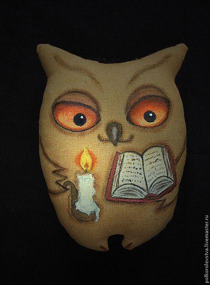 Ароматизированные куклы ручной работы. Ярмарка Мастеров - ручная работа Ночным чтецам. Handmade.