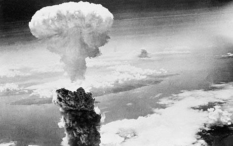 Image result for hiroshima mushroom cloud Pinterest