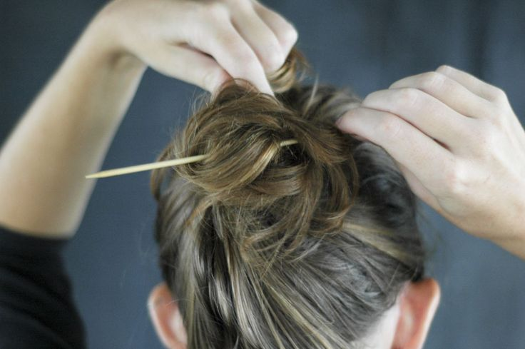 Have always wanted to learn how to do this. How to Put Your Hair up With a Pencil via www.wikiHow.com