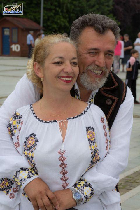 Brâul Bănăţean - Paula si Vasile Neamţu