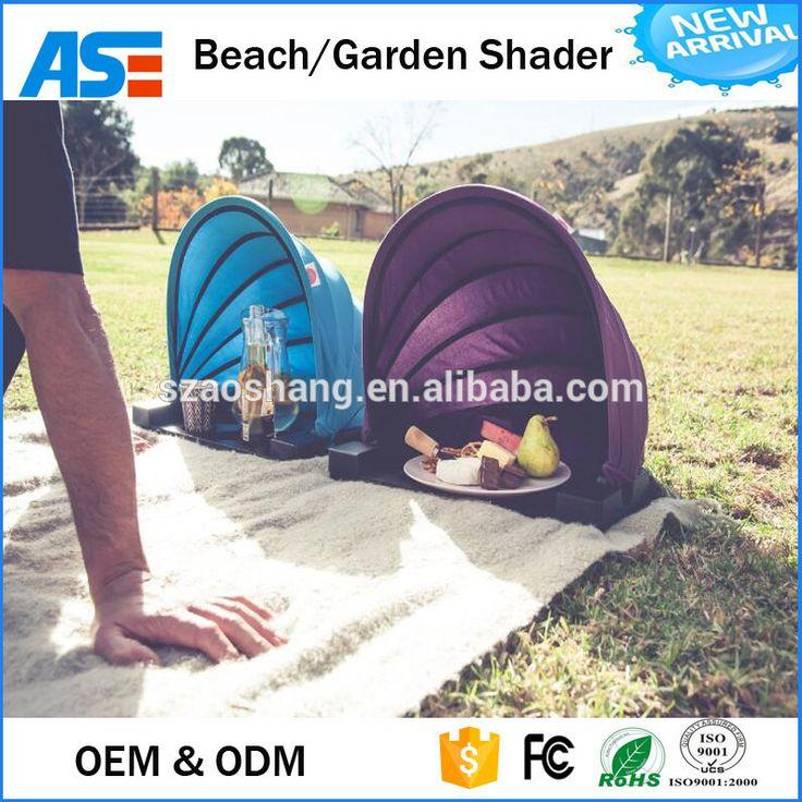 Hot selling Portable shade & Personal sun protection beach sun head shade shelter