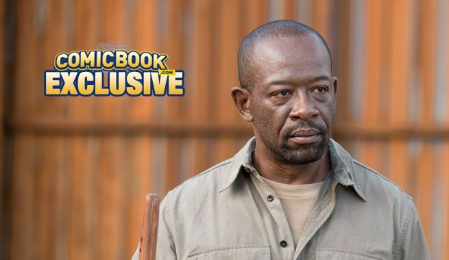 The Walking Dead: Lennie James Talks Morgan, Negan & Killing...: The Walking Dead:… #Negan #WalkingDeadSeason6finale #WhoDidNeganKill