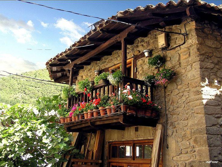 #Potes #Liebana #Cantabria #Spain #Travel