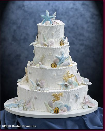 sea shell wedding cakes 1000 ideas about seashell wedding cakes on 19712
