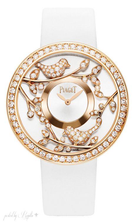 Regilla ⚜ Piaget