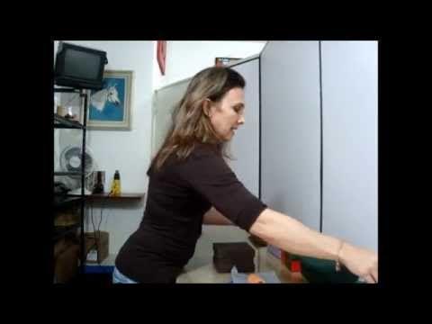 Passo a passo- pátina provençal, pátina mexicana, pátina demolição e pátina desgastada - YouTube