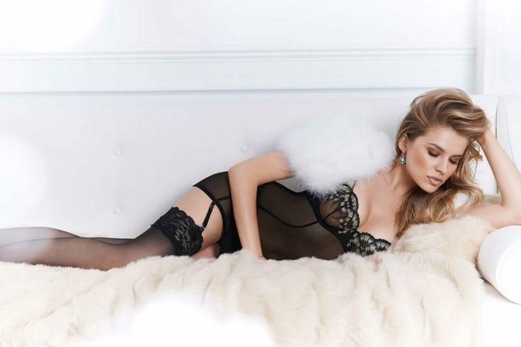 figleaves boudoir Tantalize Slip www.figleaves.com #lingerie #christmas