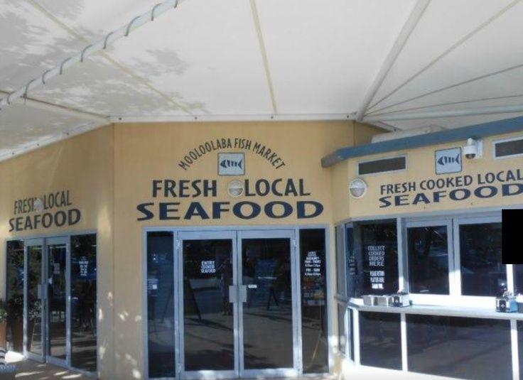 """Mooloolaba Fish Market"" 201 Parkyn Parade, Mooloolaba QLD 4557 Sunshine Coast Australia"