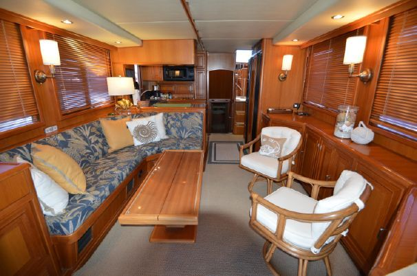 2005 Fleming 55 Pilothouse Power Boat For Sale - www.yachtworld.com