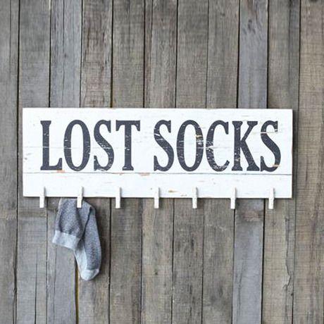Lost Socks Hanger