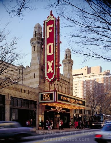 Fox Theater, Atlanta