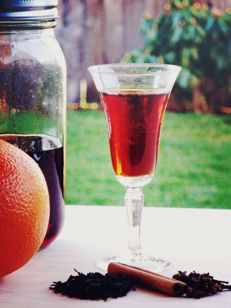 Winter Spice Liqueur
