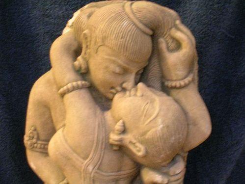 Shiva & Parvati http://www.spandanayoga.com/Tantra-2.html