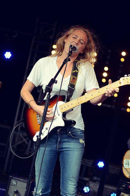 Lissie at V Fest 2013