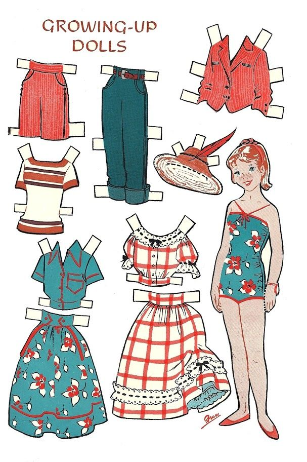 jack jill magazine cut outs lorie harding picasa web albums 1500 free paper dolls christmas gifts artist arielle gabriels the international paper