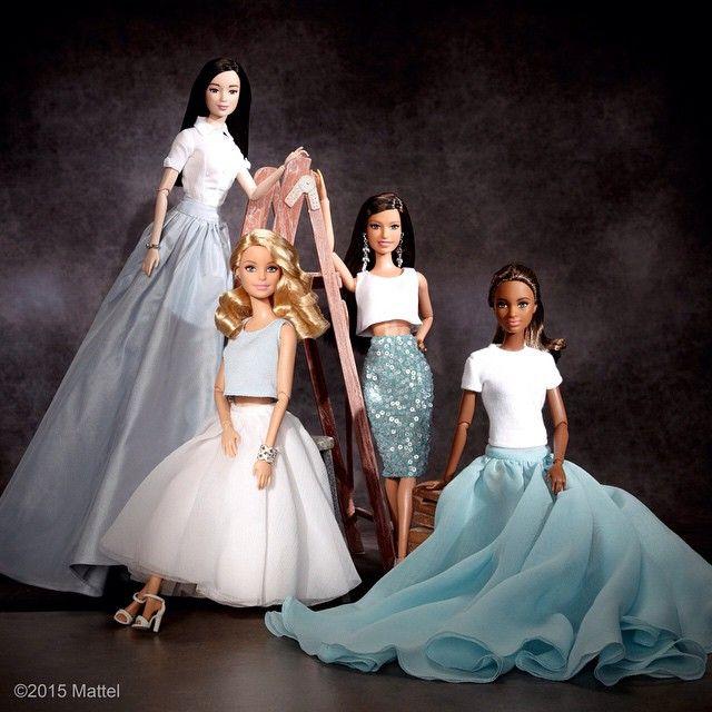 Barbie® @barbiestyle Iconic editorials...Instagram photo | Websta (Webstagram)