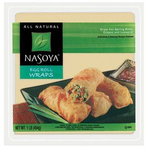 Nasoya Egg Roll Wraps, 16 oz