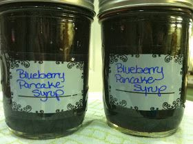 So over the weekend I decided that since so many people ask me about syrup I would try to do the Ball Complete Book Syrup which is done with...