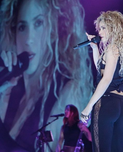 SHAKIRA POSTPONES TOUR TO HEAL HER VOCAL CORD FOR RESUMING IN JUNE 2018