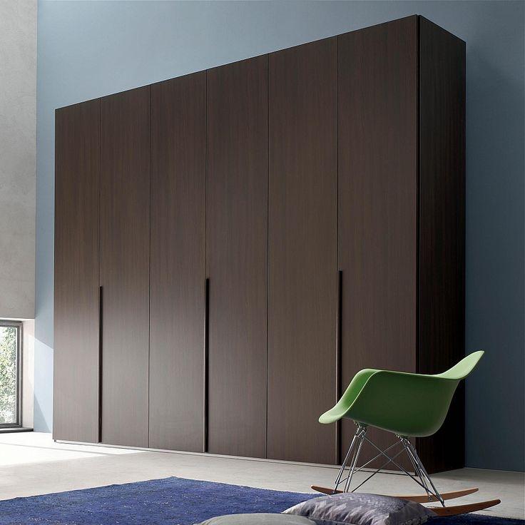 Wardrobe Wall by Maronese | Modern interior bedroom design | Italian furniture |