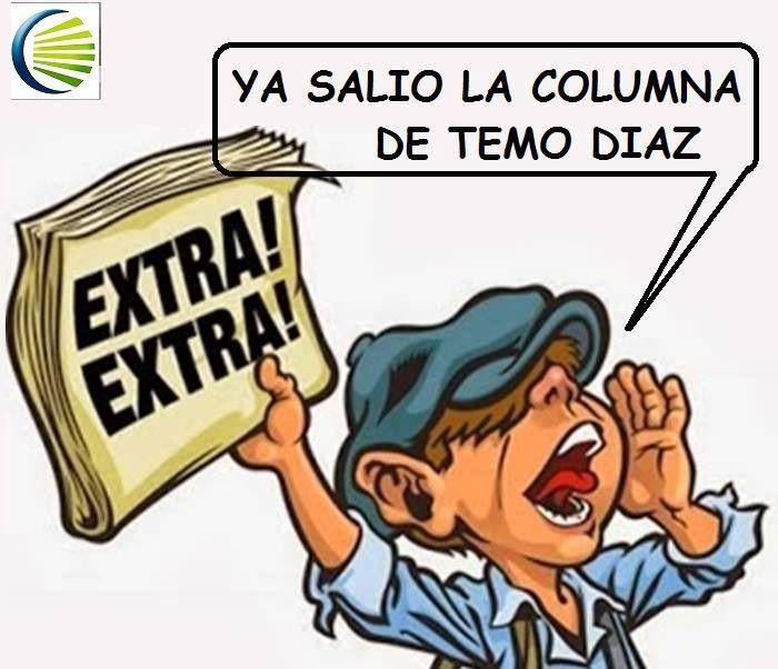 La Columna de Hoy…¡¡Farsa al viejo estilo priísta!!… De: Cuauhtémoc Díaz Martínez