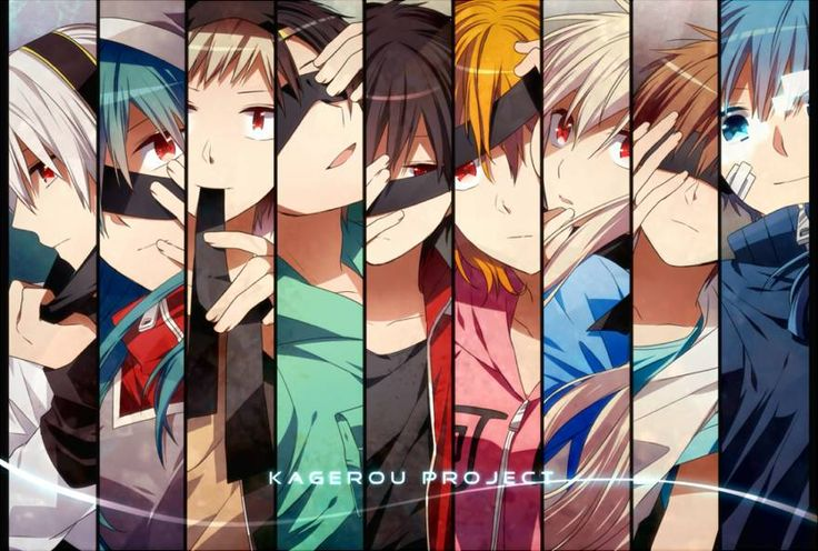 Kagerou Project Song List