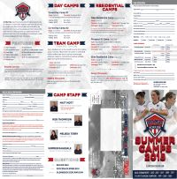 Ole Miss Soccer Camp - My ASP.NET Application
